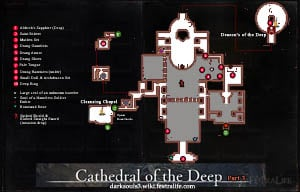Cathedral of the Deep Map 3