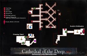 Cathedral of the Deep Map 4
